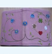 304C Borduurpatroon Kruissteken Embroidery pattern Cross-stitches Boekomslag
