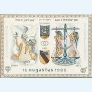307C Borduurpatroon Kruissteken Embroidery pattern Cross-stitches Merklappen 2