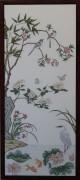 312A Borduurpatroon Kruissteken Embroidery pattern Cross-stitches Lotus vijver