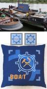 319A Borduurpatroon Kruissteken Embroidery pattern Cross-stitches B.O.A.T.project