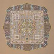 328A Borduurpatroon Kruissteken Embroidery pattern Cross-stitches Castle garden