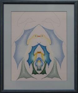4A Borduurpatroon Kruissteken Embroidery pattern Cross-stitches Generaties