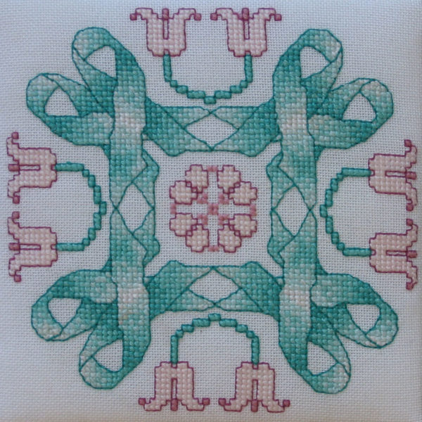 79B Borduurpatroon Kruissteken Embroidery pattern Cross-stitches Stitching for women