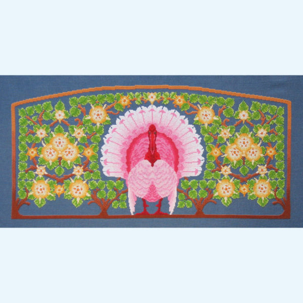 81C Borduurpatroon Kruissteken Embroidery pattern Cross-stitches Lente B