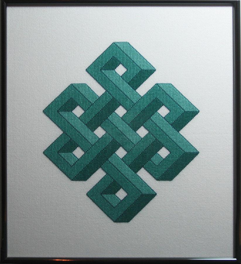 24A Borduurpatroon Kruissteken Embroidery pattern Cross-stitches Shrivasta C