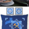 319A Borduurpatroon Kruissteken Embroidery pattern Cross-stitches B.O.A.T.project