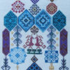 320A Borduurpatroon Kruissteken Embroidery pattern Cross-stitches Alla Turca