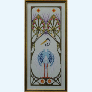 Borduurpatroon Kruissteken Embroidery pattern Cross-stitches Adriana C