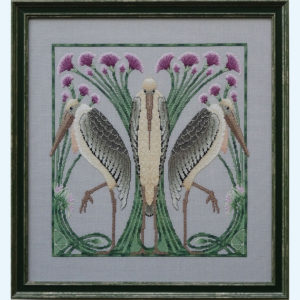 Borduurpatroon Kruissteken Embroidery pattern Cross-stitches Out of Love