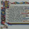 86B Borduurpatroon Kruissteken Embroidery pattern Cross-stitches Saint George
