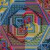 99 B Borduurpatroon Kruissteken Embroidery pattern Cross-stitches specialstitches