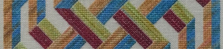 53B Borduurpatroon Kruissteken Embroidery pattern Cross-stitches VincentD